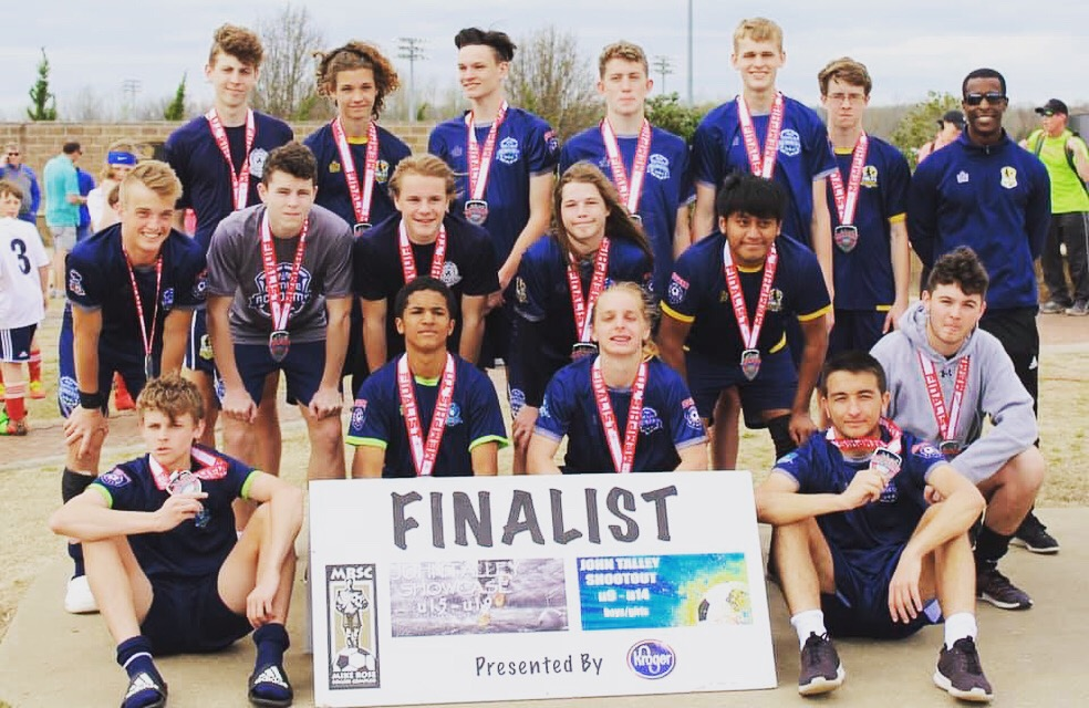 Demize Academy teams back at the Memphis College Showcase and Shootout