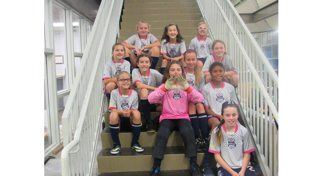 Spotlight: Lady Demize U11 Girls