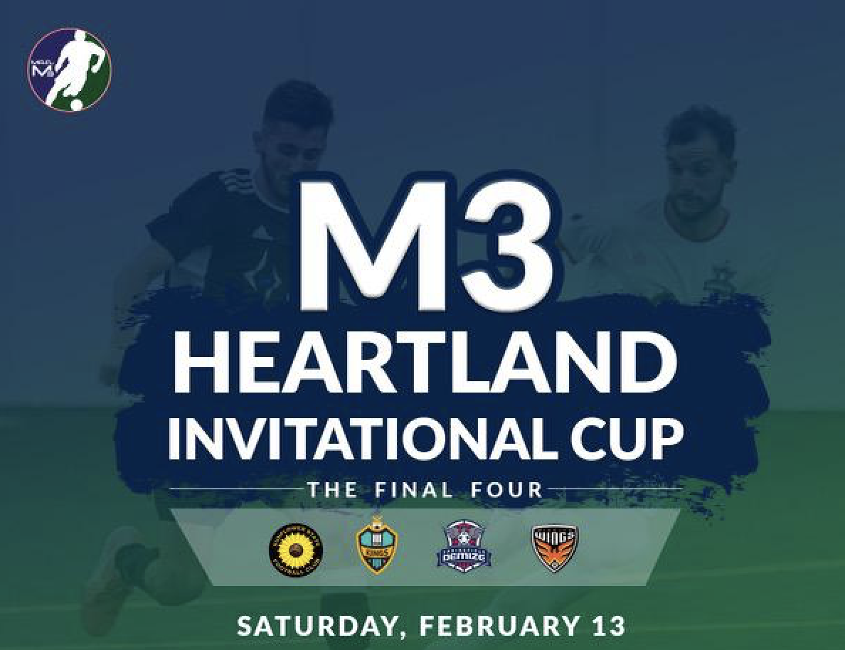 Springfield Demize fall In Heartland Arena Invitational Cup Semi Finals
