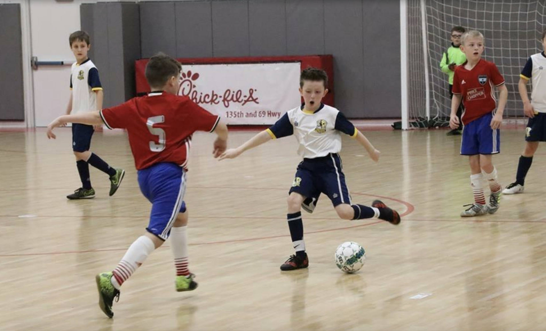 KC Heartland USYSF futsal league play a success for the DA