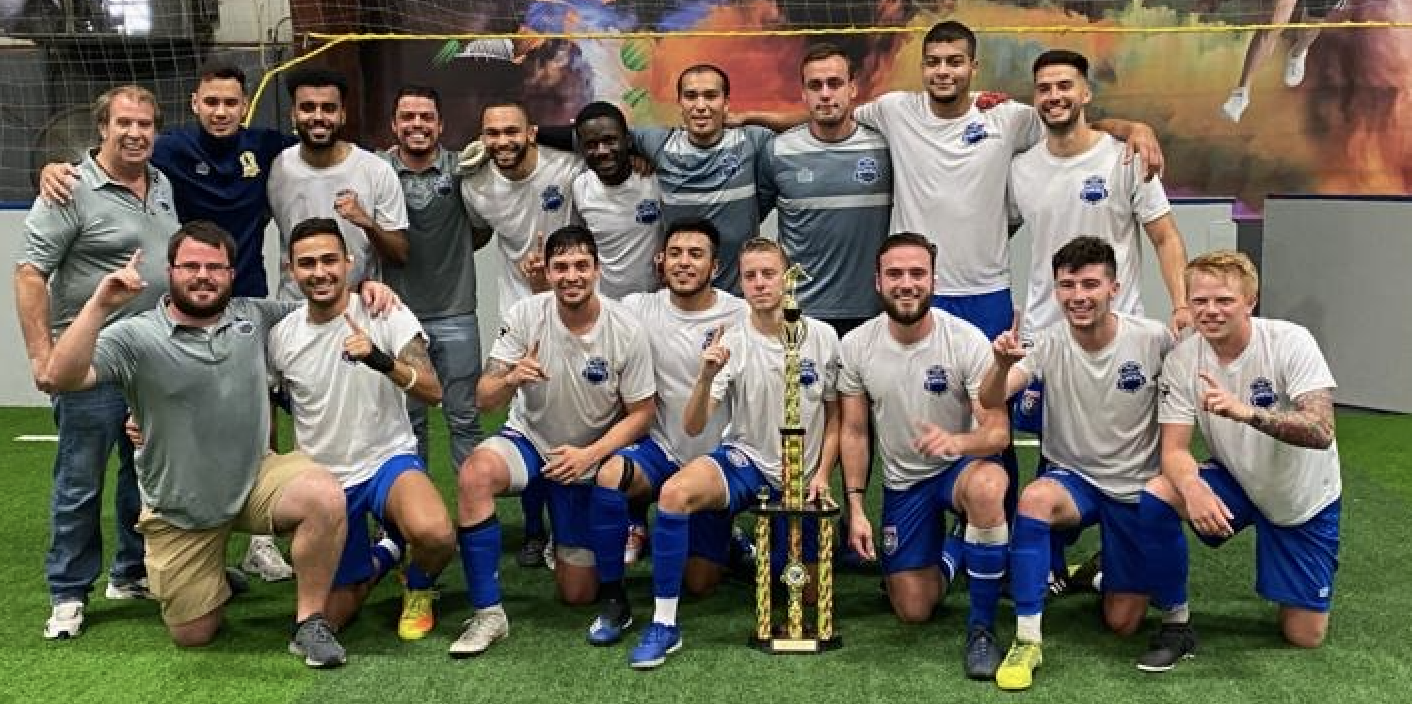 Springfield Demize Crowned PASL National Champions