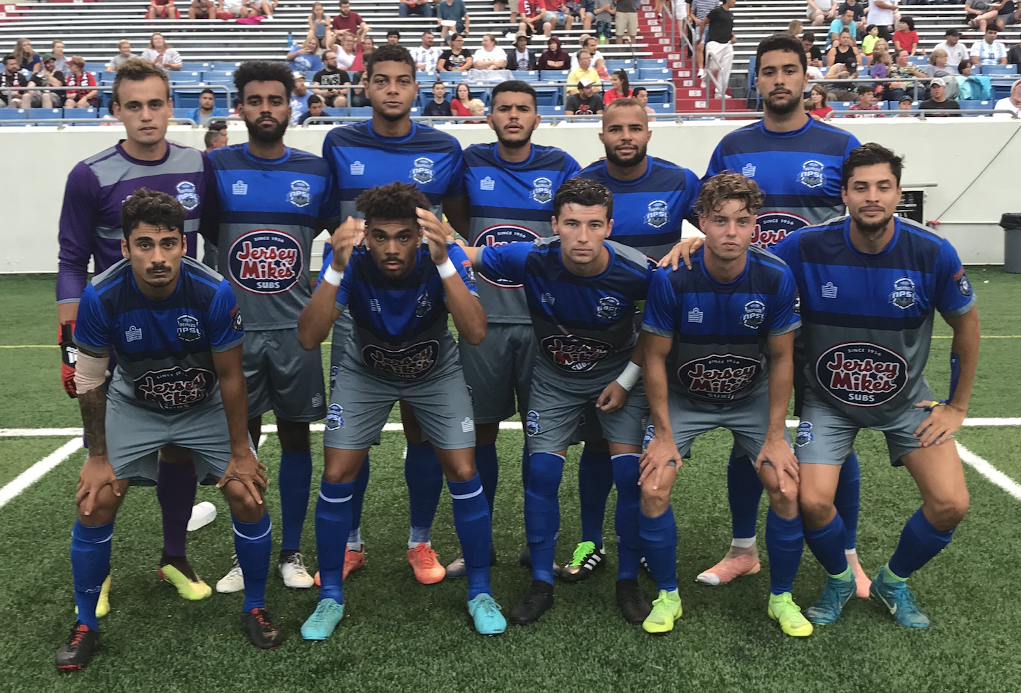 DEMIZE NPSL DEFEATS LITTLE ROCK RANGERS ON PKS