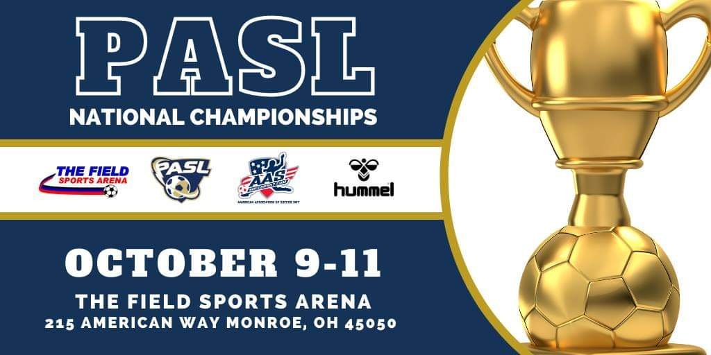 Demize Head to PASL National Championships