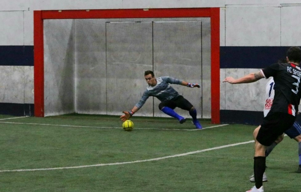 Meet Our PASL Squad: Nico Helin