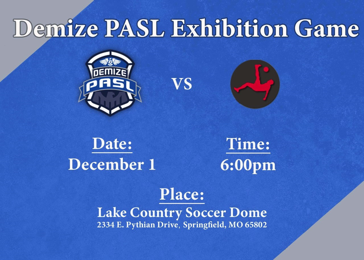 PASL Exhibition Game