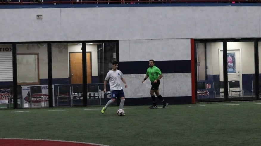 Meet Our PASL Squad: Stephen Al-Sayed