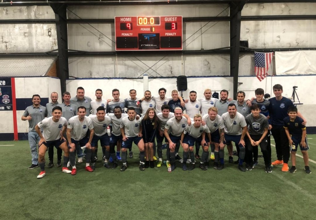 Demize Knocks Off Boulder FK 9-3 in PASL Opener