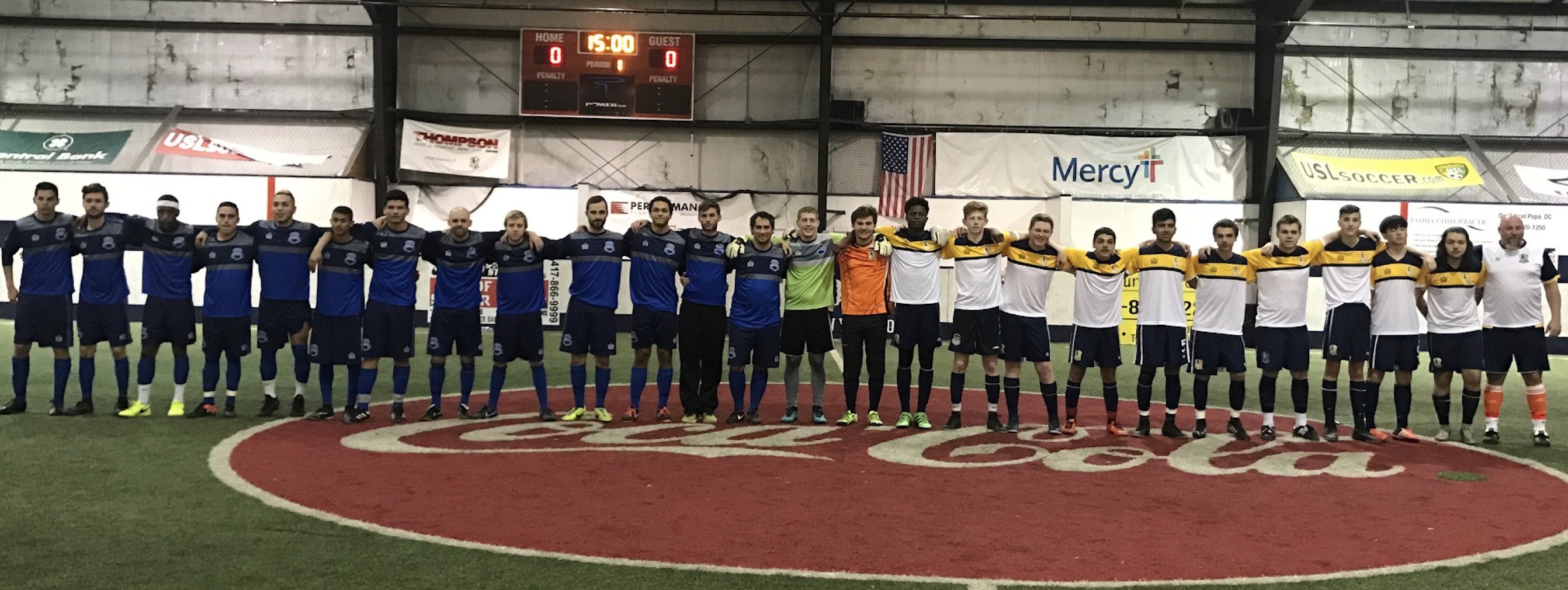 PASL Ends Season in Third Place in the Midwest Conference