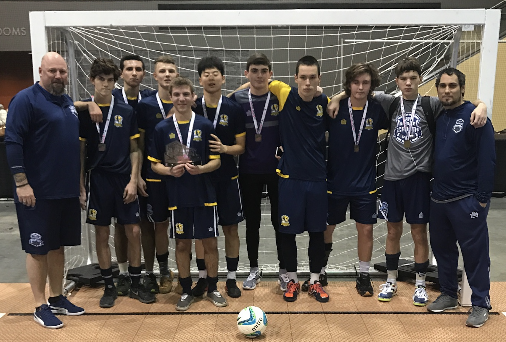 Demize Academy showcase futsal at its highest level in Branson Shootout