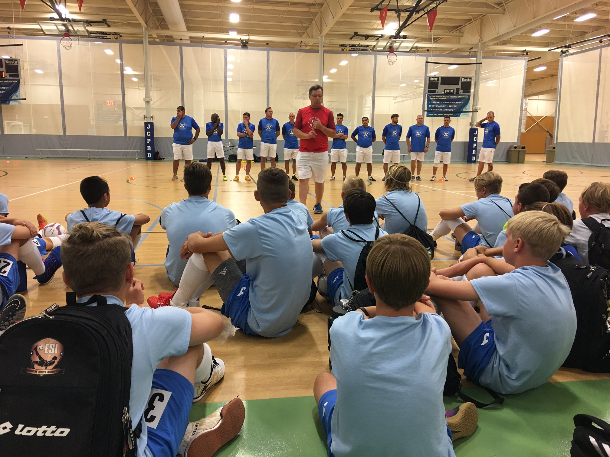 Landon Pennell makes final round of selection for US National Futsal team