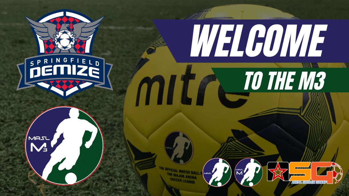 Springfield Demize Joins the MASL